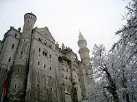 The castle, close up