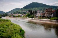The town of Visoko