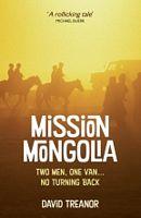 Mission Mongolia: two men, one van