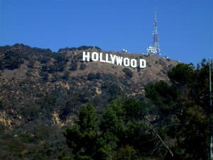 Hollywood: downtown is a dump