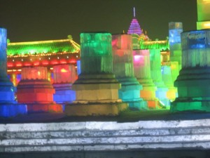Harbin's snow and ice festival