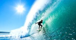 World-class surfing
