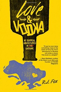 Love and vodka book cover