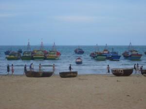 Vietnam: Quy Nhon Beach