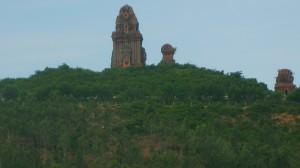Doi Cham Tower, Quy Nhon