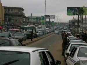 nigerian traffic