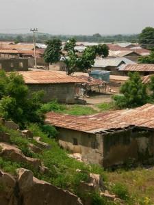 Nigeria street picture