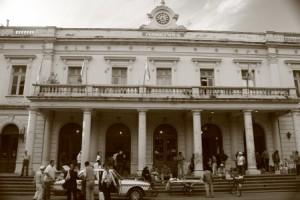 Tucumán station