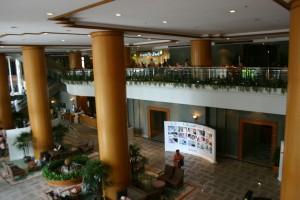 Bumrungrad Hospital lobby