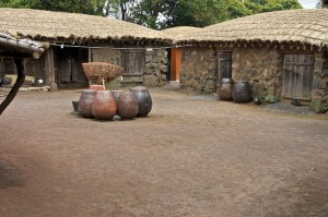 Seongeup Folklore Village