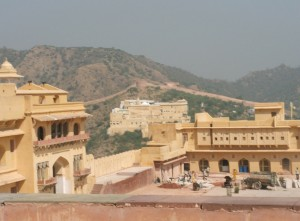 India's Amber Fort