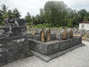 The Koagannu cemetery