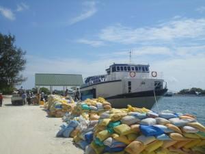Meedhoo Harbour