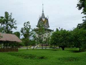 Cambodia's Killing Fields Memorial