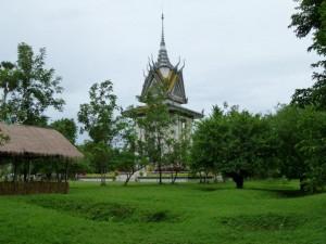 Cambodia's Killing Fields Memorial