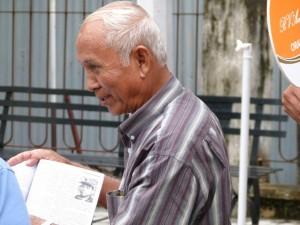 An ultimate survivor, Cambodia