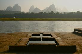 The River Li, Yanshuo, Guanxi Province