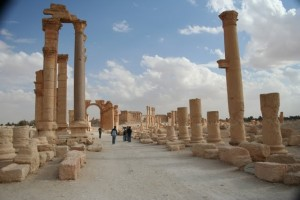 Syria's sights are hardly packed