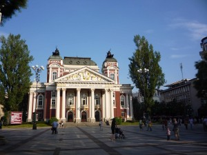 The Bulgarian National Theatre