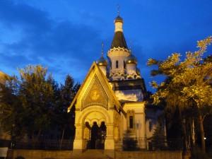 The Russian Church, Sofia