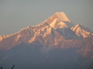 Nanda Khot, India's third-highest peak