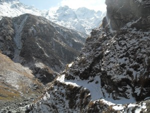 The route to Kafni