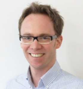 Dan Whitehouse, marketing director