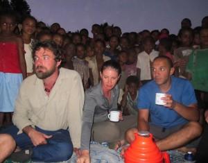 Camping cuisine in Madagascar