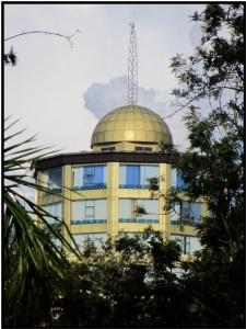 Kigali cityscape