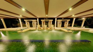 Grand Mirage Bali Aquamedic pool