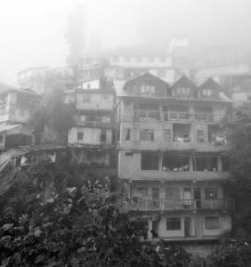 Darjeeling houses