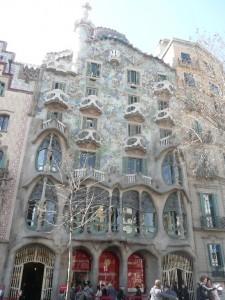 Casa Battlo, by Gaudi