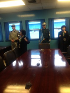 DMZ conference room