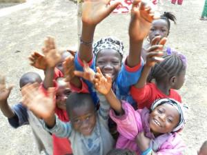 Sierra Leone, children