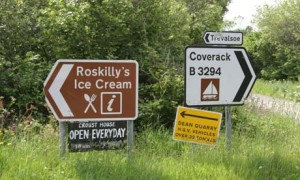 Rosskilly's, Cornwall