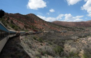 Verde Canyon Railway