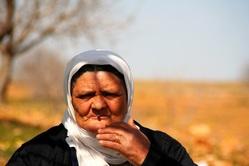 Woman in Iraq