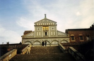 The church of Miniato al Monte