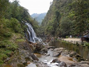 Cat Falls, Sapa Valley