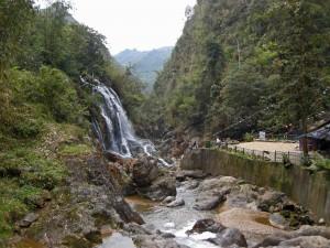 Cat Falls, Sapa Valley