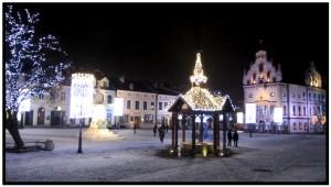 Rzeszow city centre