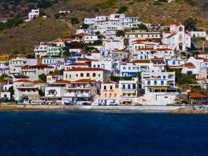 Batsi, Andros, Greece
