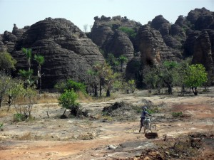 The Domes of Fabedougou
