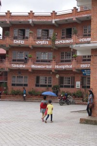 The Siddhi Memorial Hospital