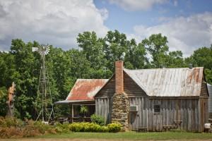 Walker's childhood home
