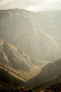 The Zangezur Mountains