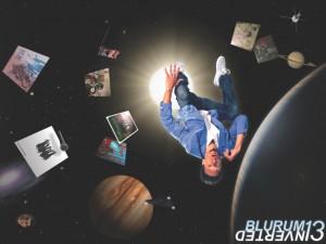 BluRum13 - inverted