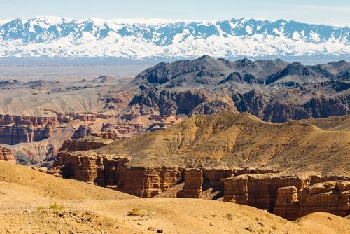 Kazakh landscape