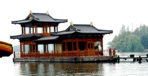 China, Hangzhou Lake