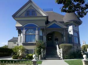Steinbeck's home